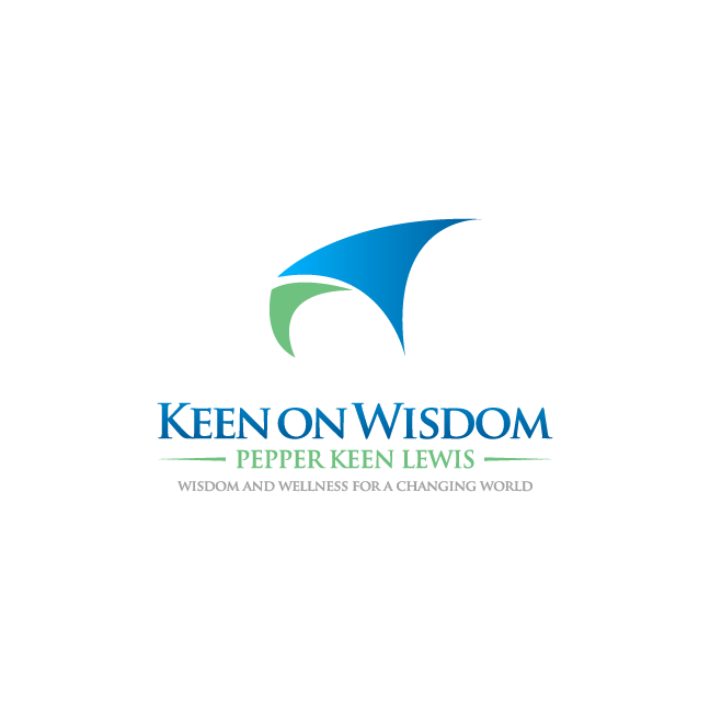 Logo Design by zesthar - Entry No. 79 in the Logo Design Contest Logo Design for Keen on Wisdom, Keen for Life, Keen 4 Life.