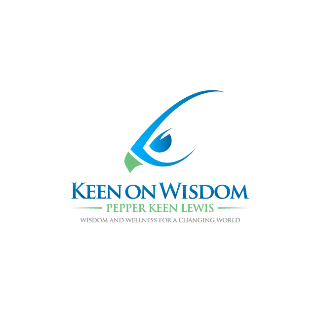Logo Design by zesthar - Entry No. 80 in the Logo Design Contest Logo Design for Keen on Wisdom, Keen for Life, Keen 4 Life.