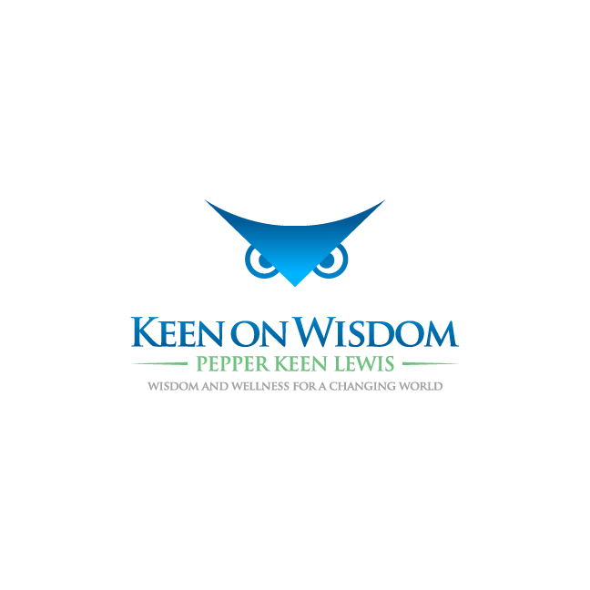 Logo Design by zesthar - Entry No. 81 in the Logo Design Contest Logo Design for Keen on Wisdom, Keen for Life, Keen 4 Life.