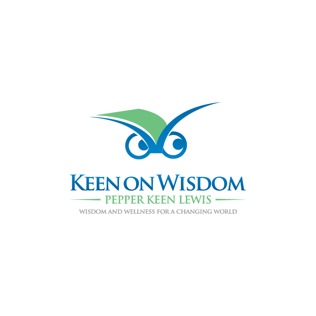 Logo Design by zesthar - Entry No. 82 in the Logo Design Contest Logo Design for Keen on Wisdom, Keen for Life, Keen 4 Life.