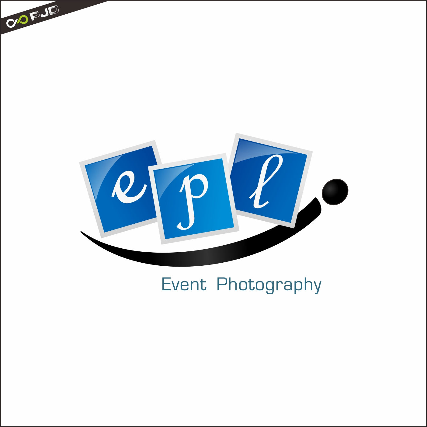Logo Design by PJD - Entry No. 178 in the Logo Design Contest New Logo Design for EPL Event Photography.