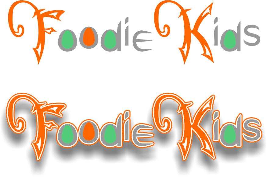 Logo Design by Korsunov Oleg - Entry No. 18 in the Logo Design Contest New Logo Design for Foodie Kids Inc..