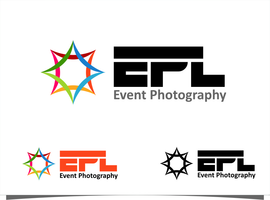 Logo Design by Ngepet_art - Entry No. 195 in the Logo Design Contest New Logo Design for EPL Event Photography.