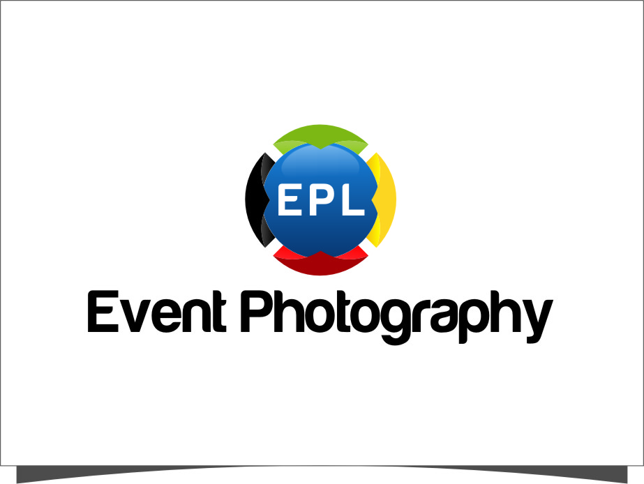 Logo Design by Ngepet_art - Entry No. 197 in the Logo Design Contest New Logo Design for EPL Event Photography.