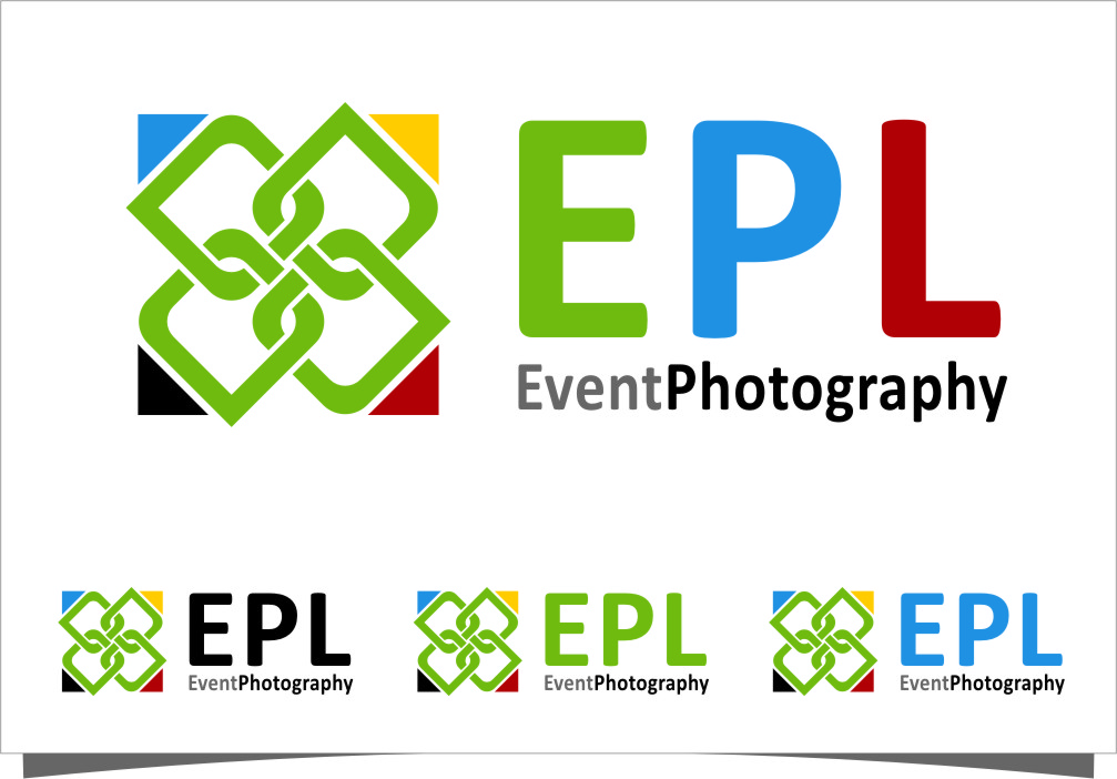 Logo Design by RasYa Muhammad Athaya - Entry No. 199 in the Logo Design Contest New Logo Design for EPL Event Photography.