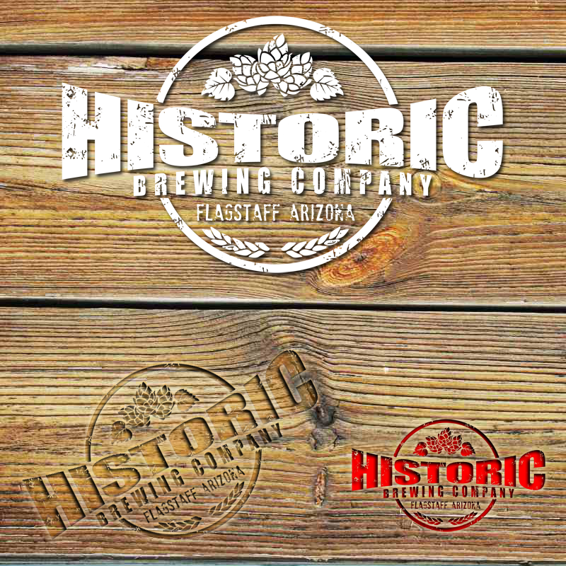 Logo Design by Private User - Entry No. 47 in the Logo Design Contest Unique Logo Design Wanted for Historic Brewing Company.