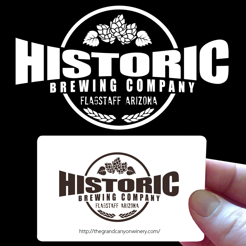 Logo Design by Robert Turla - Entry No. 48 in the Logo Design Contest Unique Logo Design Wanted for Historic Brewing Company.