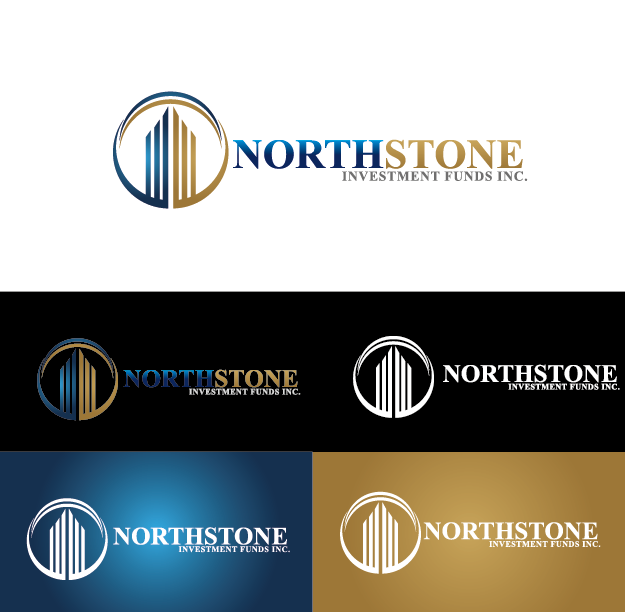Logo Design by Private User - Entry No. 11 in the Logo Design Contest Unique Logo Design Wanted for NorthStone Investment Fund Inc.