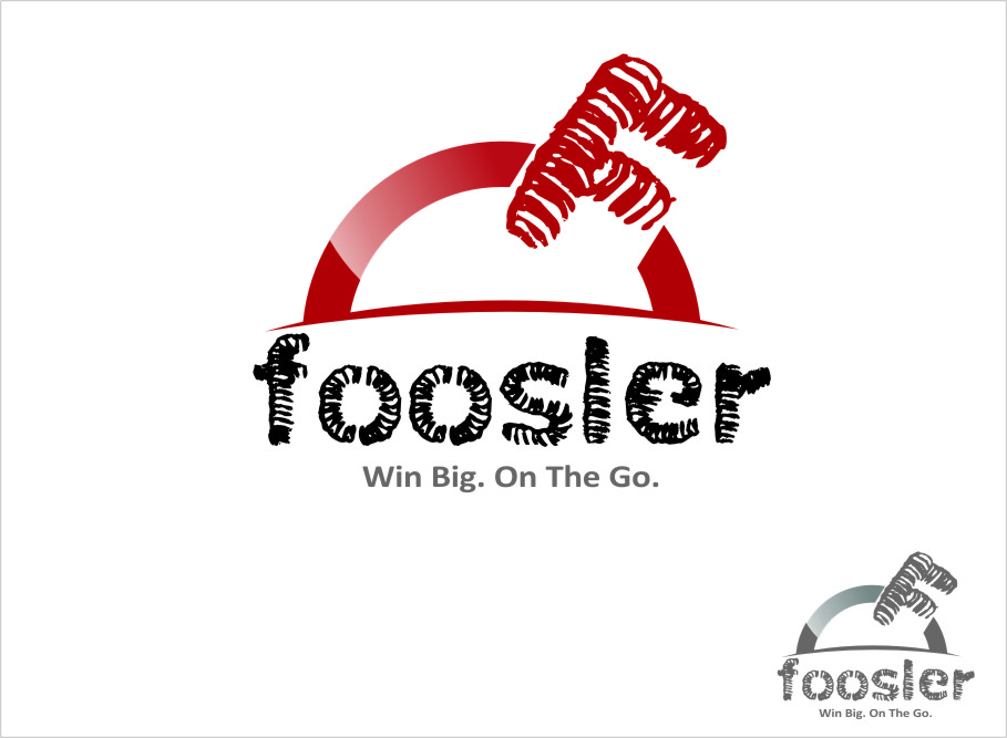 Logo Design by Ngepet_art - Entry No. 51 in the Logo Design Contest Foosler Logo Design.