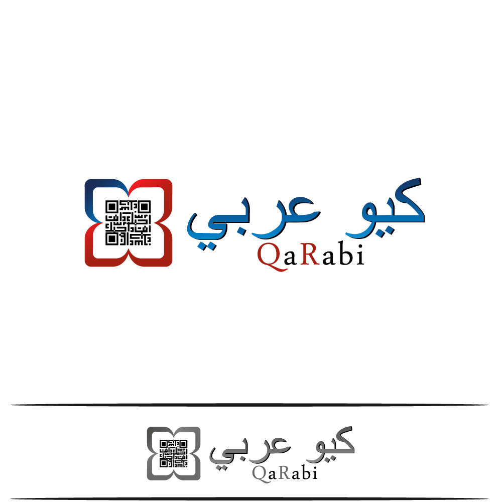 Logo Design by rockin - Entry No. 13 in the Logo Design Contest Creative Logo Design for QaRabi.