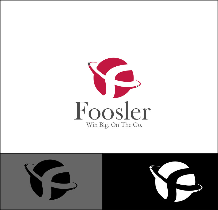 Logo Design by Agus Martoyo - Entry No. 55 in the Logo Design Contest Foosler Logo Design.