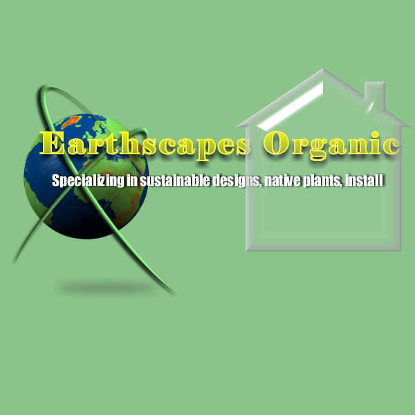 Logo Design by lemuelj - Entry No. 98 in the Logo Design Contest Earthscapes Organic.