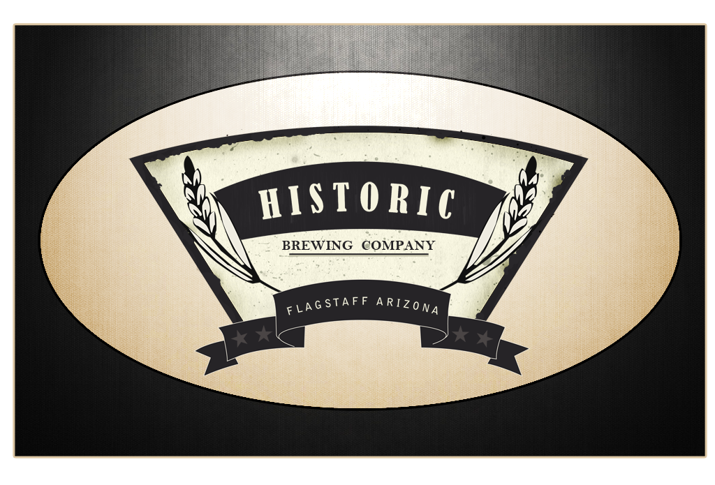 Logo Design by Saqib Hashmi - Entry No. 65 in the Logo Design Contest Unique Logo Design Wanted for Historic Brewing Company.
