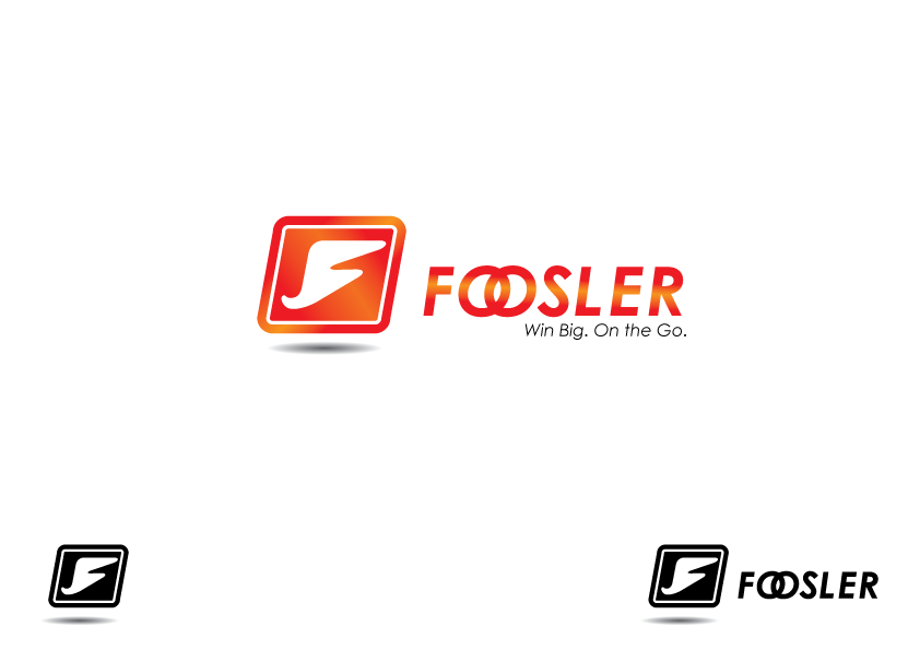 Logo Design by Severiano Fernandes - Entry No. 64 in the Logo Design Contest Foosler Logo Design.
