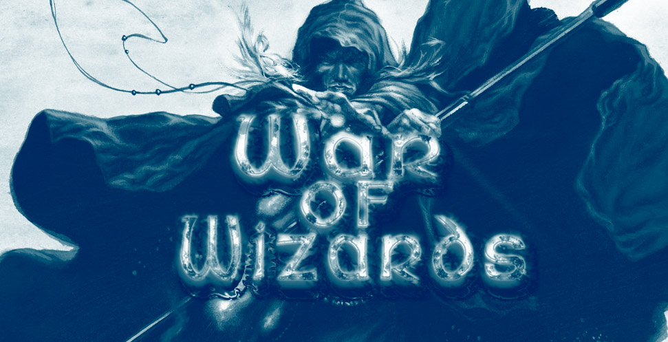 Banner Ad Design by Private User - Entry No. 40 in the Banner Ad Design Contest Banner Ad Design - War of Wizards (fantasy game).