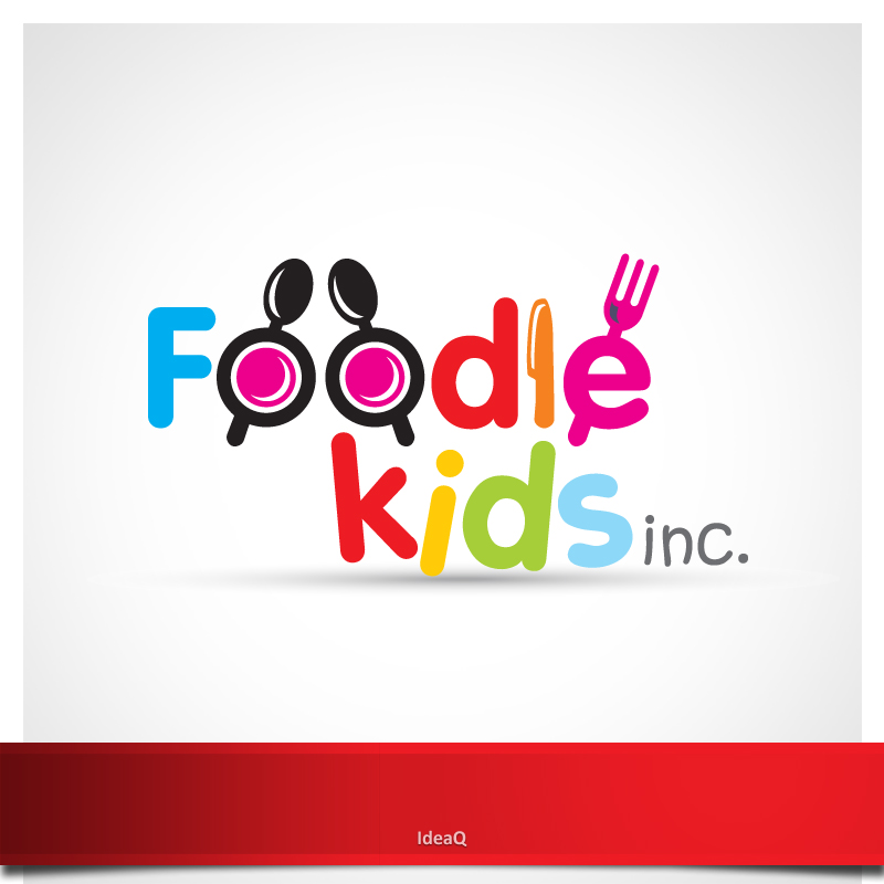 Logo Design by Private User - Entry No. 30 in the Logo Design Contest New Logo Design for Foodie Kids Inc..