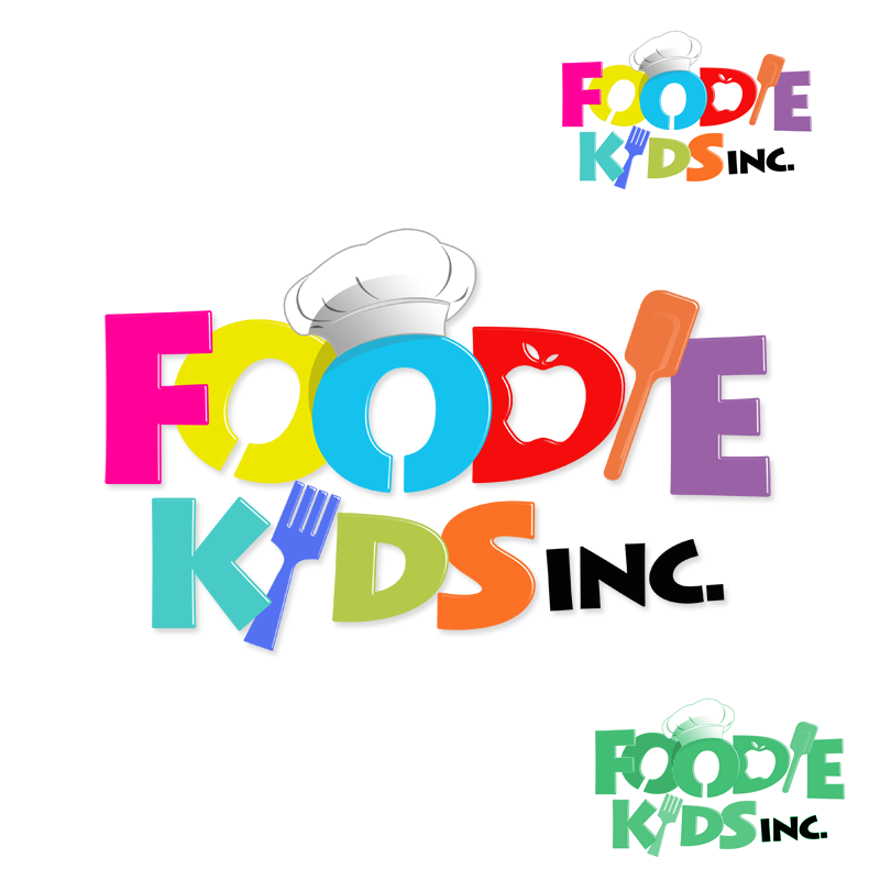 Logo Design by Private User - Entry No. 31 in the Logo Design Contest New Logo Design for Foodie Kids Inc..