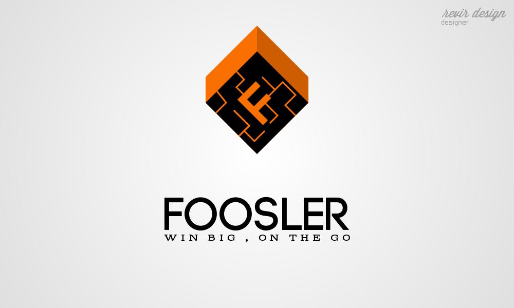 Logo Design by Gabriel Camacho - Entry No. 70 in the Logo Design Contest Foosler Logo Design.