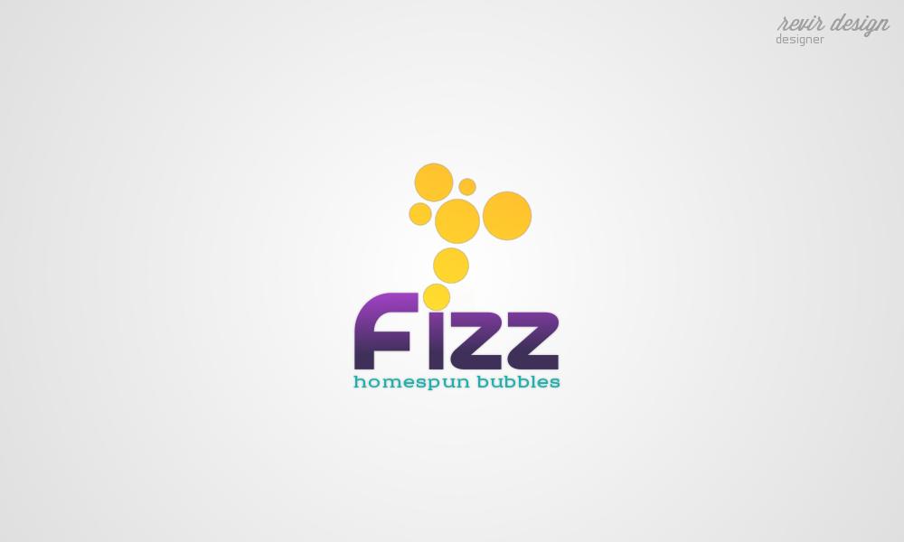 Logo Design by Gabriel Camacho - Entry No. 40 in the Logo Design Contest Unique Logo Design Wanted for Fizz.