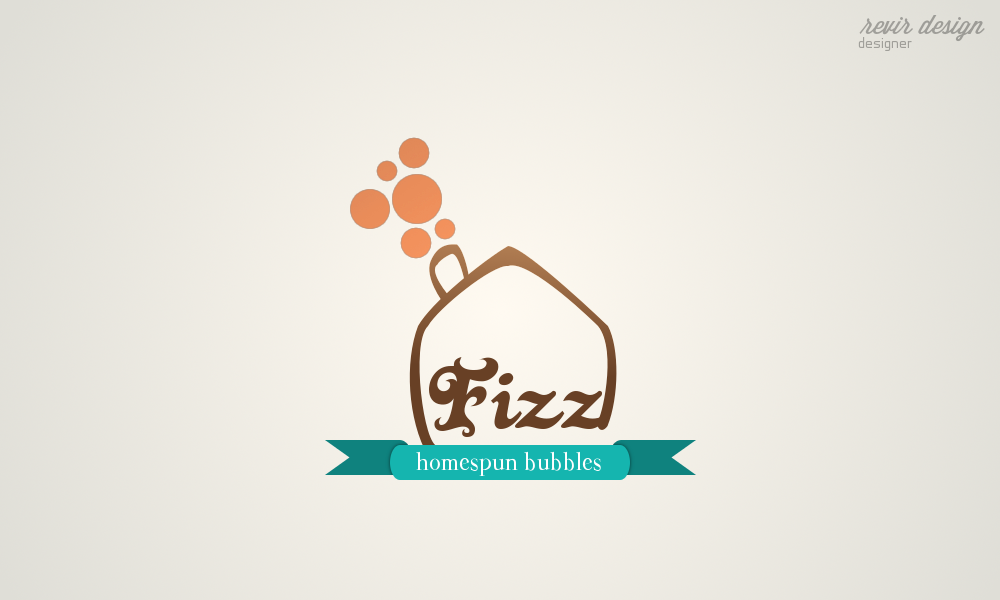Logo Design by Gabriel Camacho - Entry No. 43 in the Logo Design Contest Unique Logo Design Wanted for Fizz.