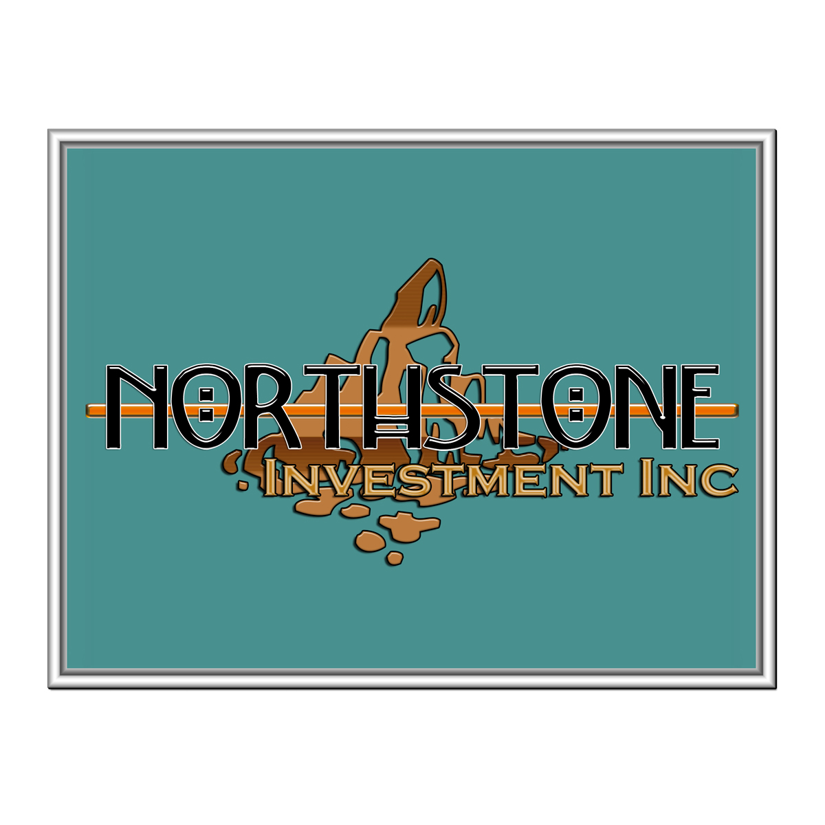 Logo Design by MITUCA ANDREI - Entry No. 21 in the Logo Design Contest Unique Logo Design Wanted for NorthStone Investment Fund Inc.