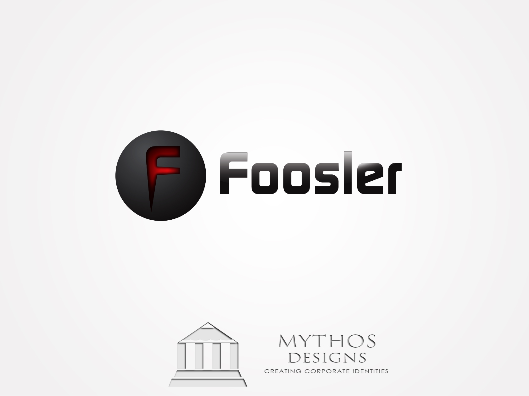 Logo Design by Mythos Designs - Entry No. 88 in the Logo Design Contest Foosler Logo Design.