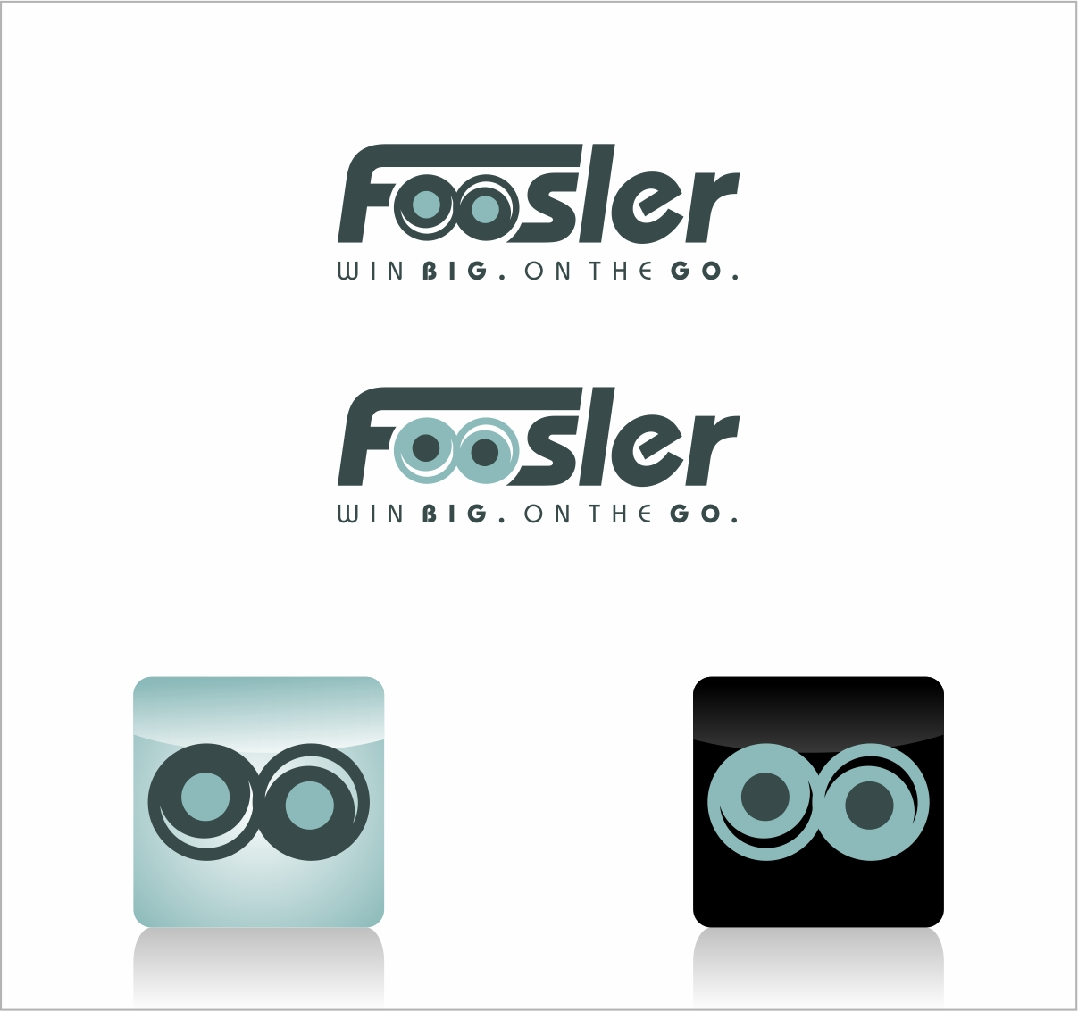 Logo Design by haidu - Entry No. 89 in the Logo Design Contest Foosler Logo Design.