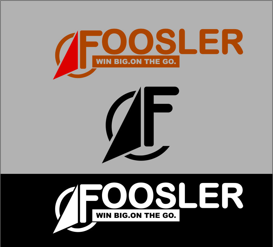 Logo Design by Agus Martoyo - Entry No. 91 in the Logo Design Contest Foosler Logo Design.