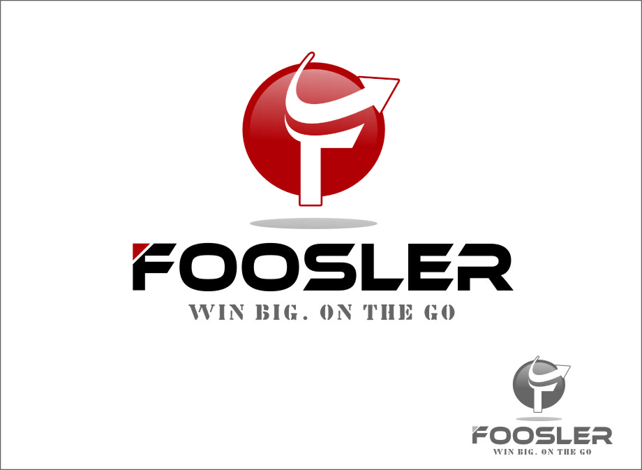 Logo Design by Ngepet_art - Entry No. 94 in the Logo Design Contest Foosler Logo Design.