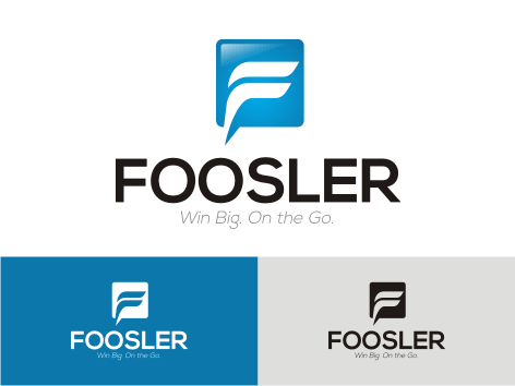 Logo Design by key - Entry No. 95 in the Logo Design Contest Foosler Logo Design.