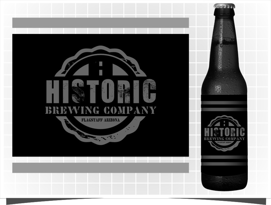 Logo Design by Ngepet_art - Entry No. 67 in the Logo Design Contest Unique Logo Design Wanted for Historic Brewing Company.