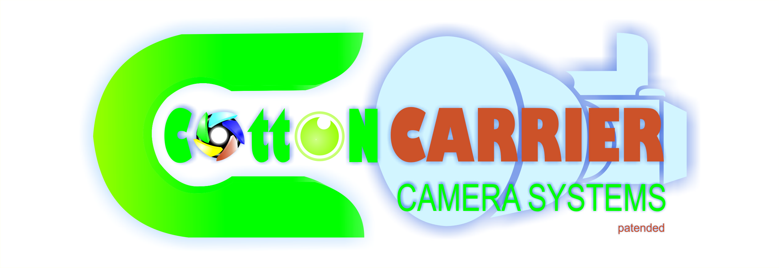 Logo Design by Teguh Hanuraga - Entry No. 1 in the Logo Design Contest Cotton Carrier Camera Systems Logo Design.