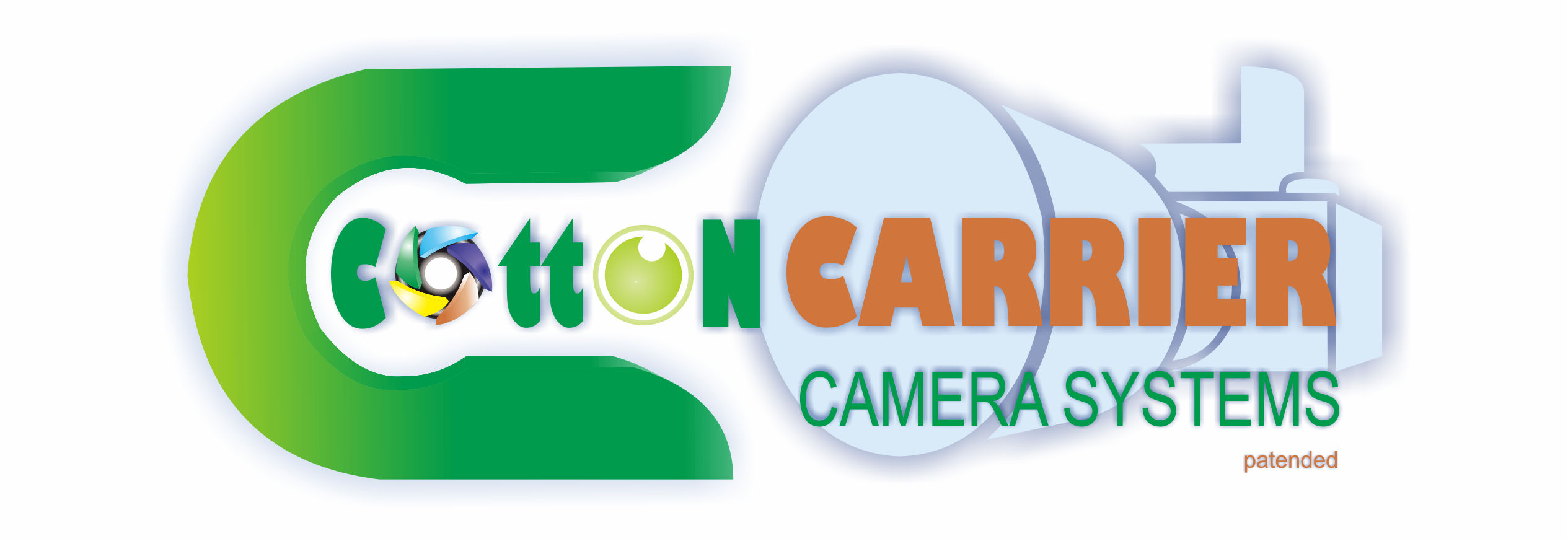 Logo Design by Teguh Hanuraga - Entry No. 2 in the Logo Design Contest Cotton Carrier Camera Systems Logo Design.