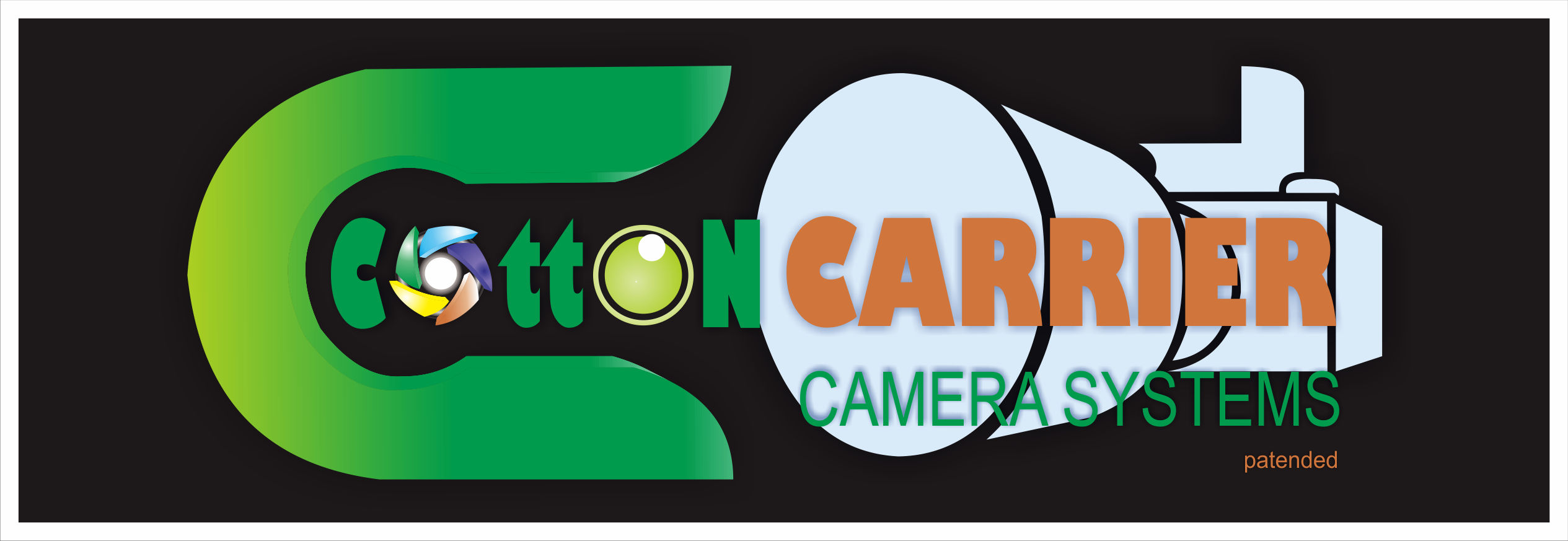 Logo Design by Teguh Hanuraga - Entry No. 3 in the Logo Design Contest Cotton Carrier Camera Systems Logo Design.