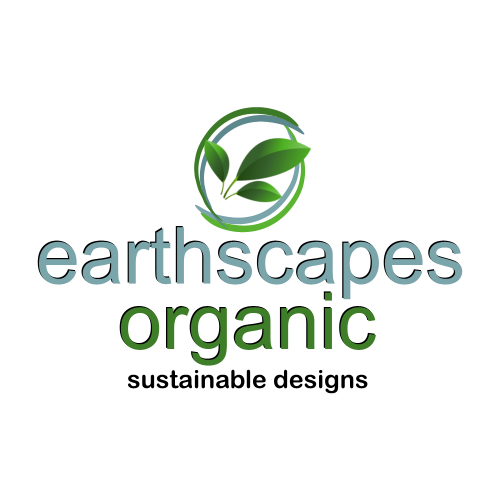 Logo Design by vlramirez - Entry No. 106 in the Logo Design Contest Earthscapes Organic.