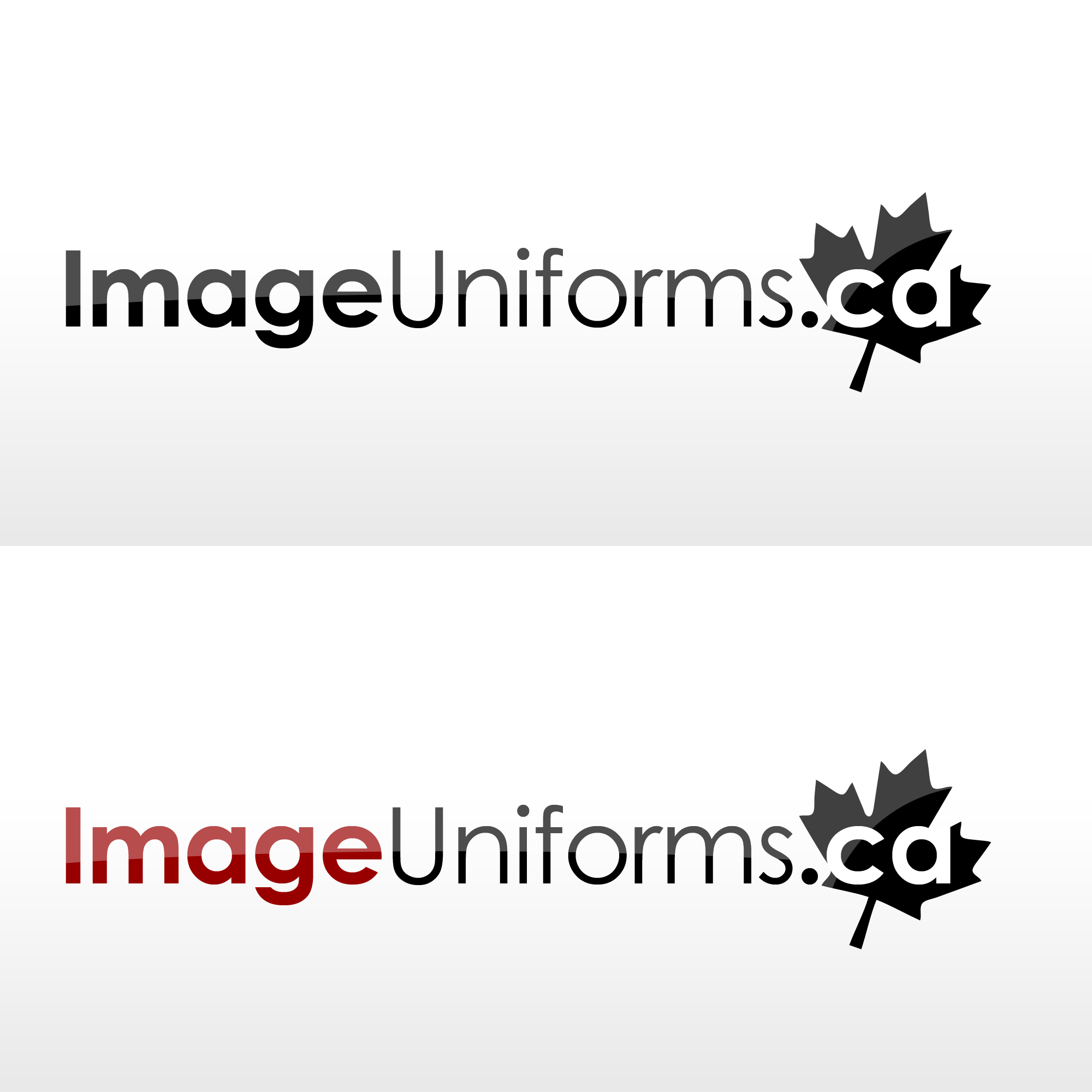 Logo Design by Kenneth Joel - Entry No. 4 in the Logo Design Contest Inspiring Logo Design for Image Uniforms Inc.