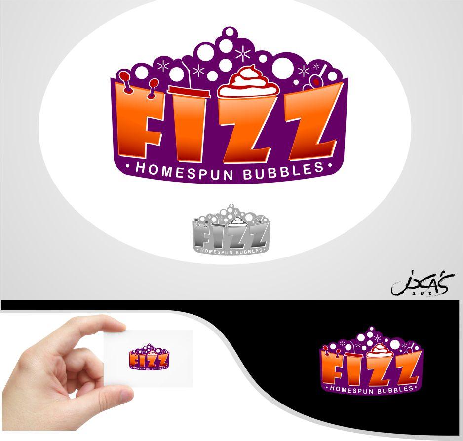 Logo Design by joca - Entry No. 62 in the Logo Design Contest Unique Logo Design Wanted for Fizz.