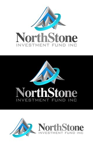 Logo Design by Respati Himawan - Entry No. 60 in the Logo Design Contest Unique Logo Design Wanted for NorthStone Investment Fund Inc.