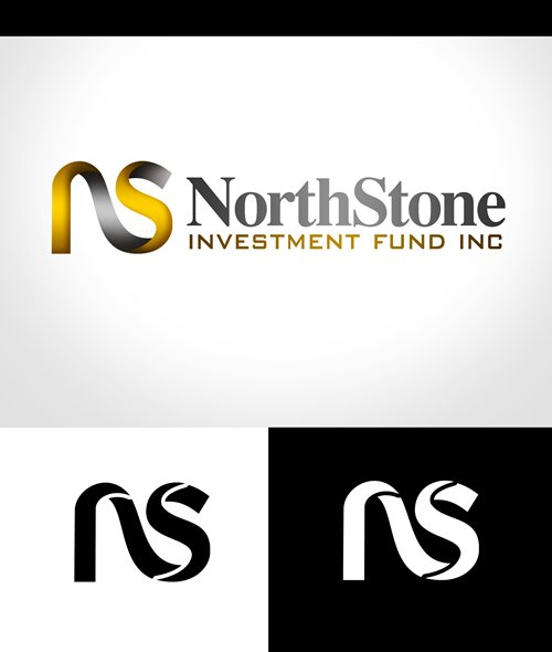 Logo Design by Respati Himawan - Entry No. 61 in the Logo Design Contest Unique Logo Design Wanted for NorthStone Investment Fund Inc.