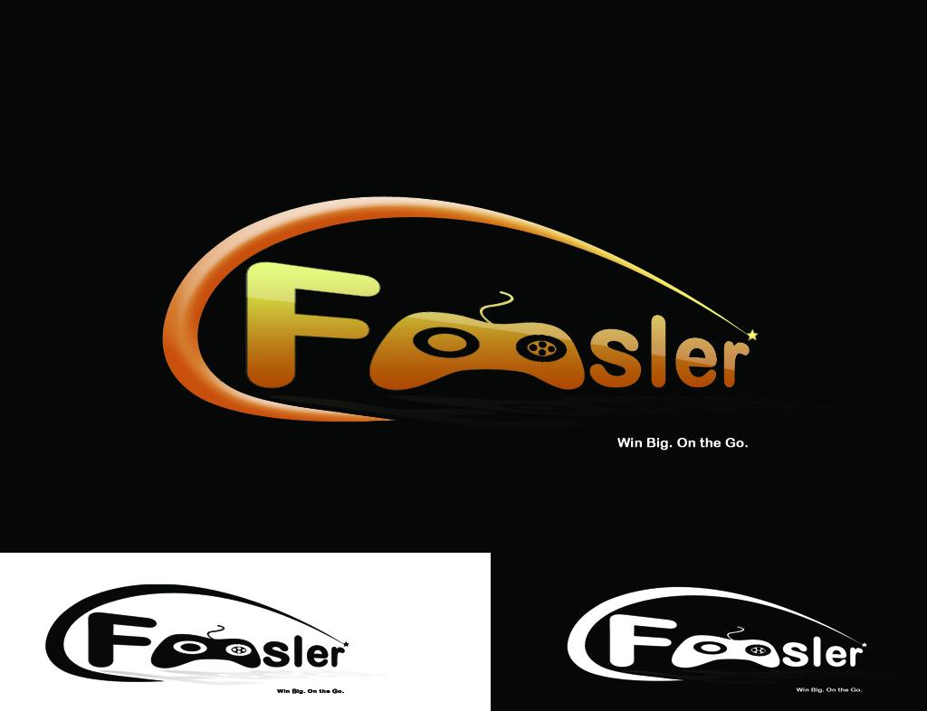 Logo Design by Ashesh Gaurav - Entry No. 116 in the Logo Design Contest Foosler Logo Design.