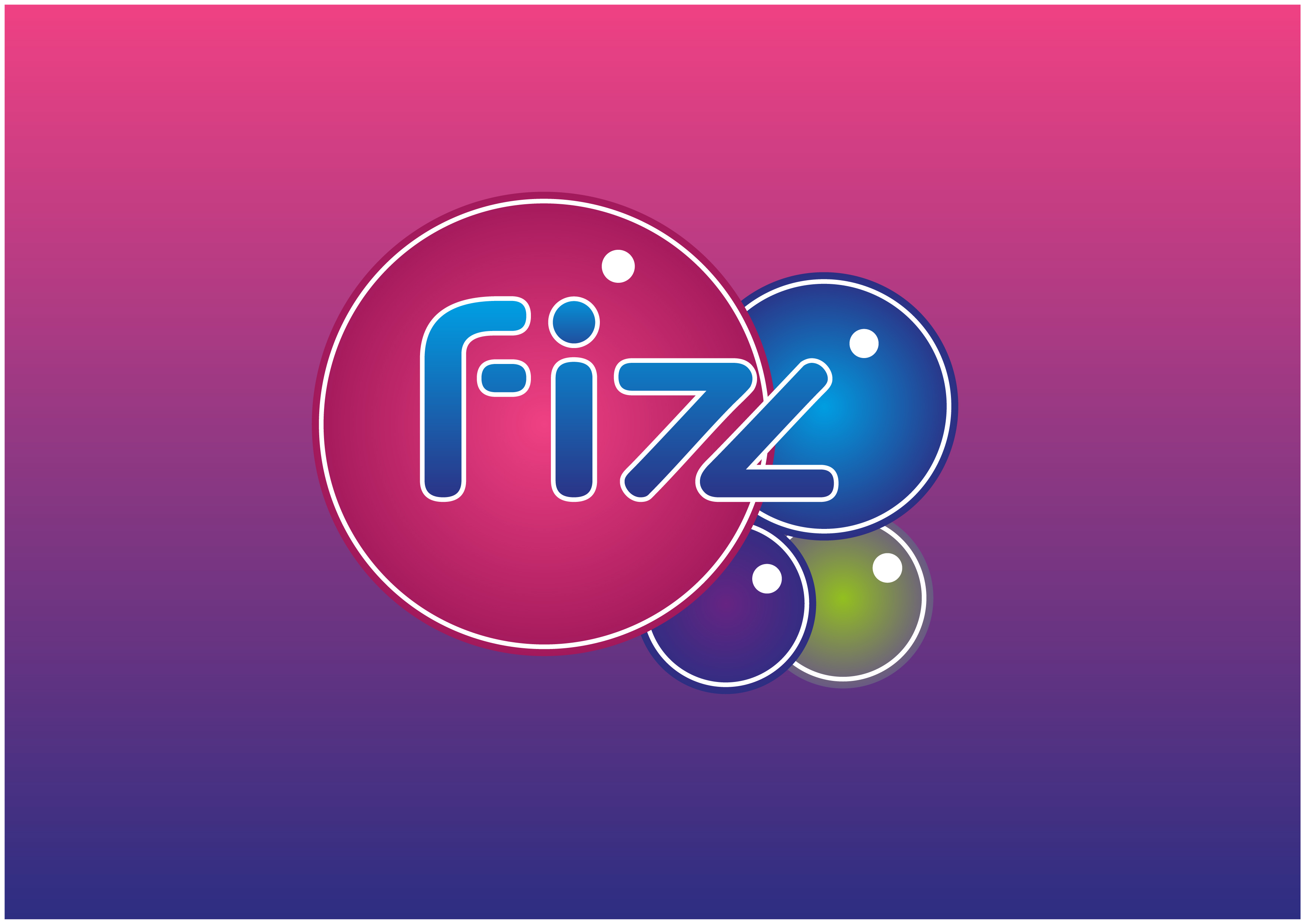 Logo Design by 3draw - Entry No. 70 in the Logo Design Contest Unique Logo Design Wanted for Fizz.