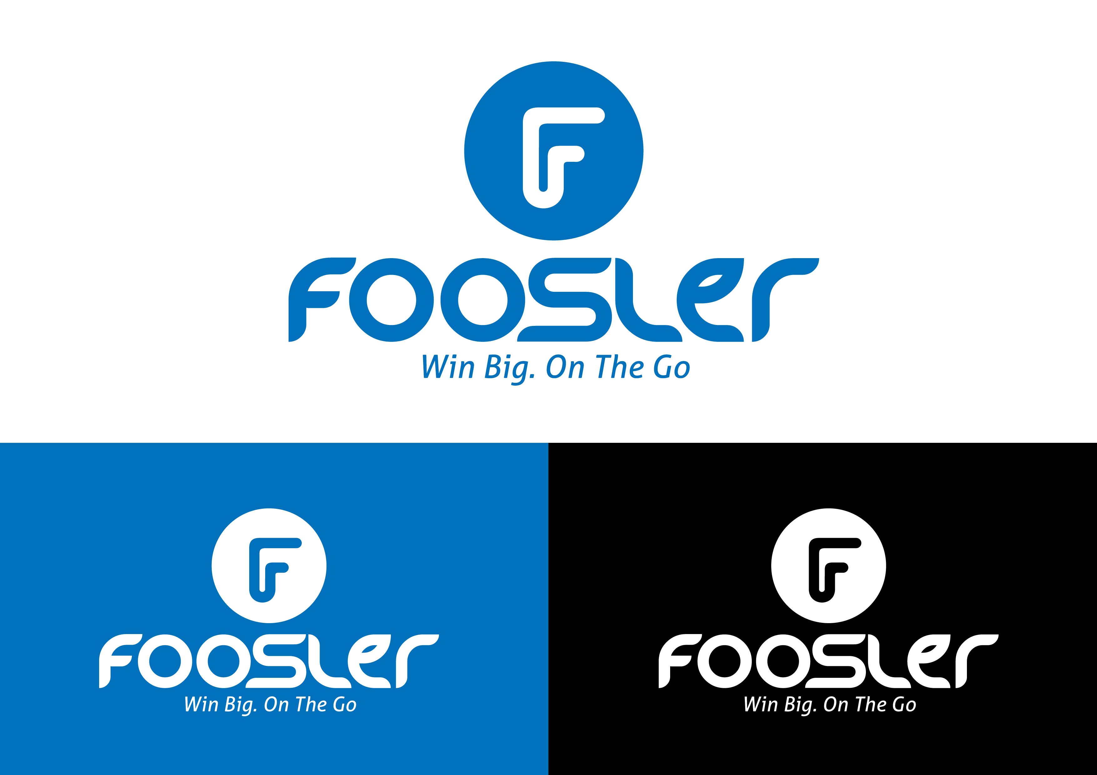 Logo Design by 3draw - Entry No. 117 in the Logo Design Contest Foosler Logo Design.