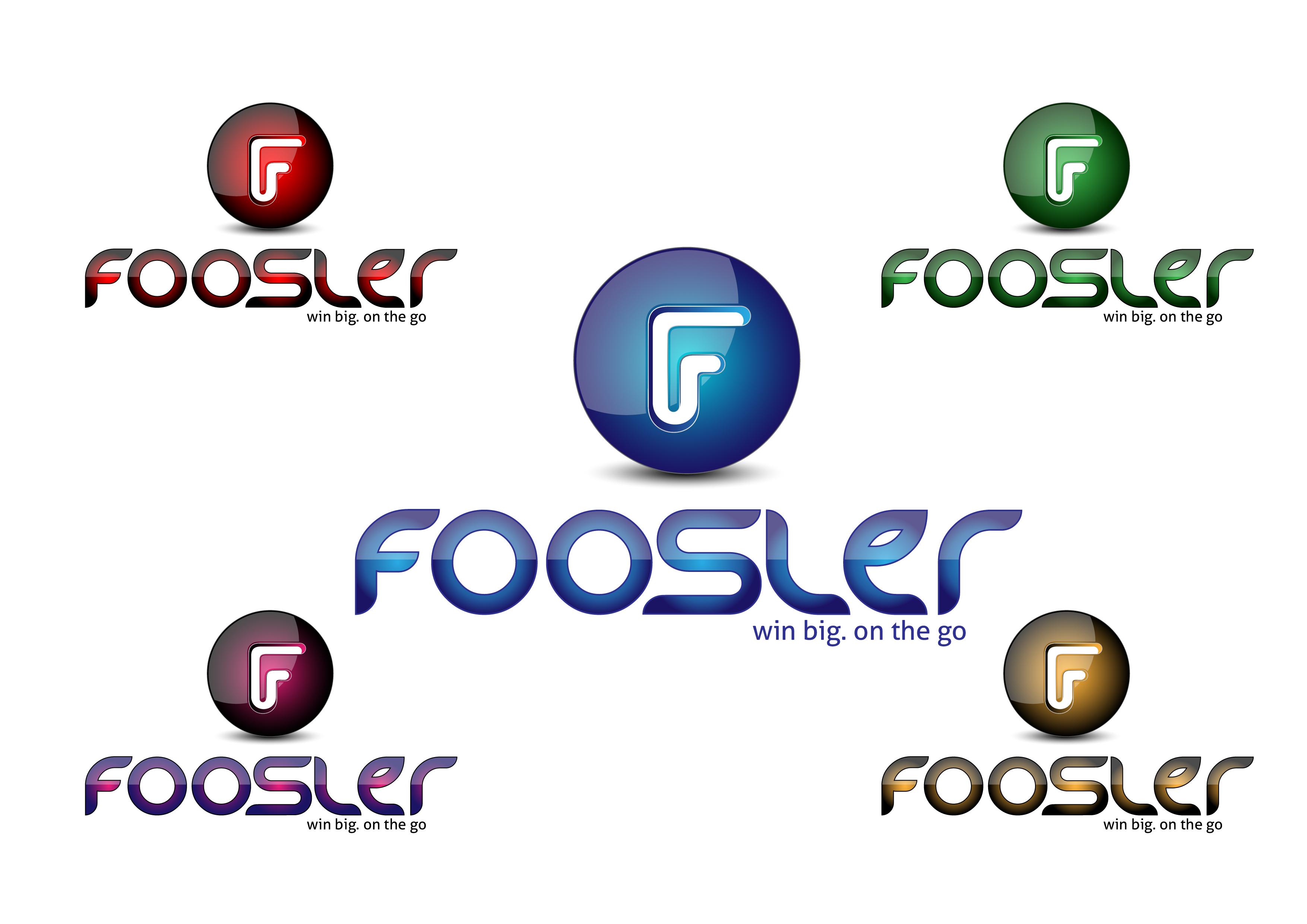 Logo Design by 3draw - Entry No. 119 in the Logo Design Contest Foosler Logo Design.