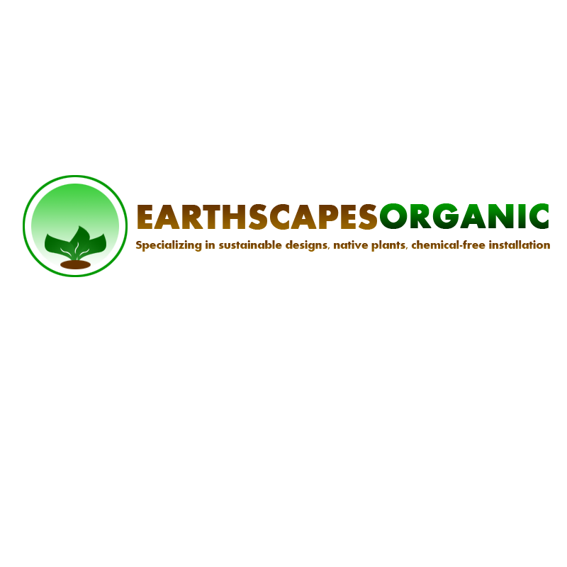 Logo Design by zams - Entry No. 113 in the Logo Design Contest Earthscapes Organic.