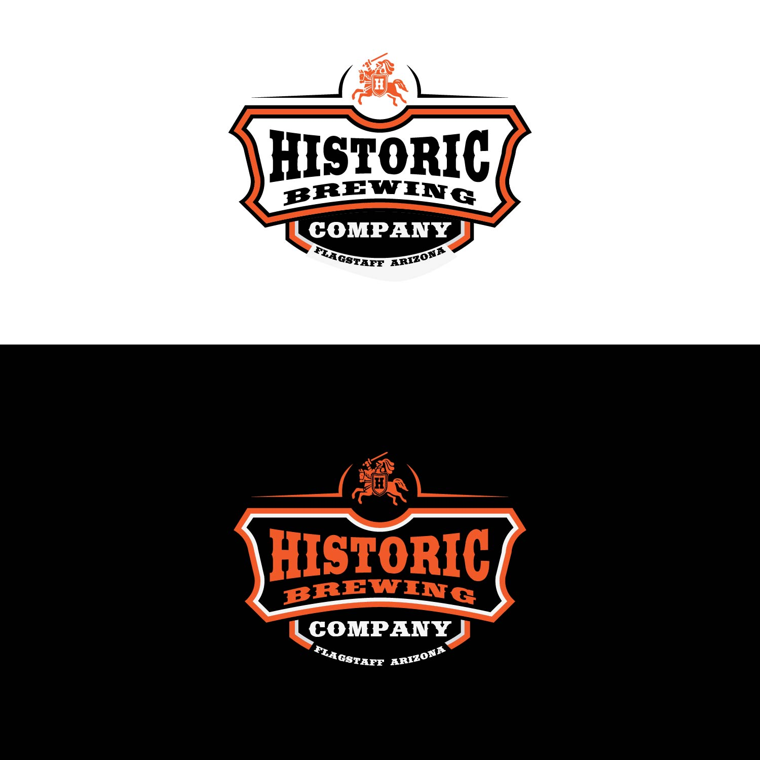 Logo Design by lagalag - Entry No. 76 in the Logo Design Contest Unique Logo Design Wanted for Historic Brewing Company.