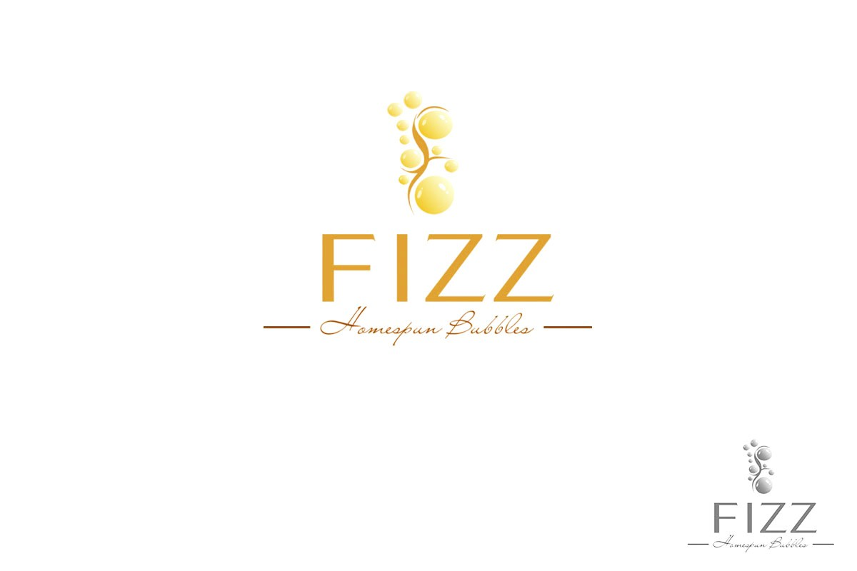 Logo Design by Q_Division_Designs - Entry No. 73 in the Logo Design Contest Unique Logo Design Wanted for Fizz.