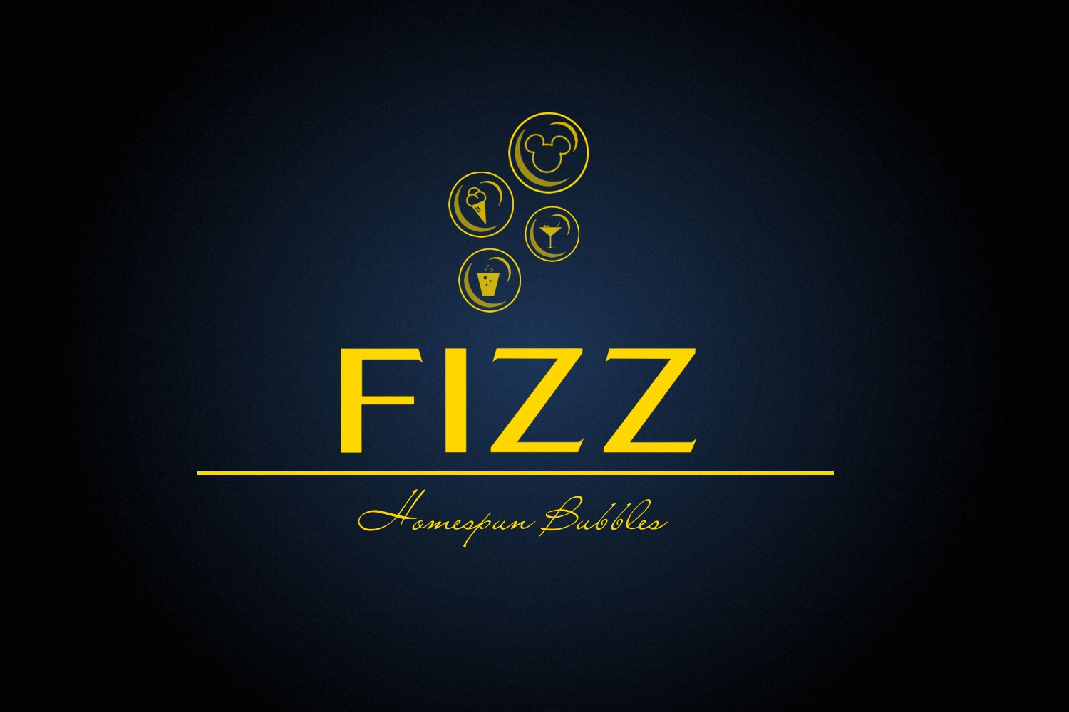 Logo Design by Q_Division_Designs - Entry No. 74 in the Logo Design Contest Unique Logo Design Wanted for Fizz.