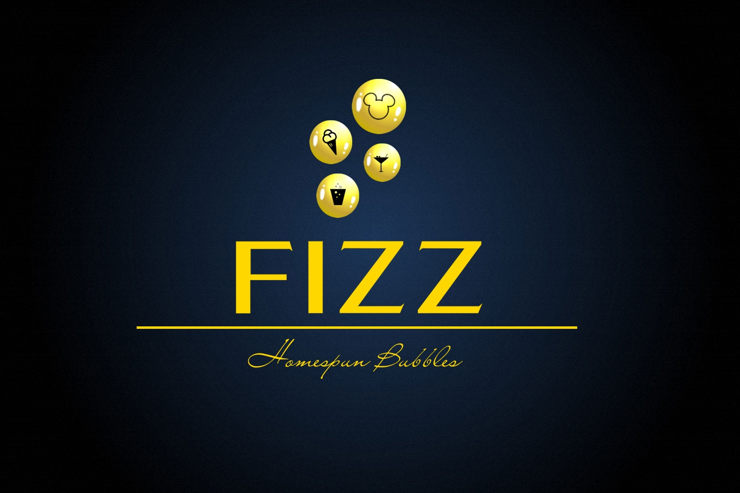 Logo Design by Q_Division_Designs - Entry No. 75 in the Logo Design Contest Unique Logo Design Wanted for Fizz.