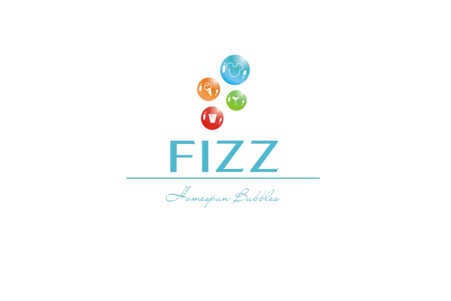 Logo Design by Q_Division_Designs - Entry No. 76 in the Logo Design Contest Unique Logo Design Wanted for Fizz.