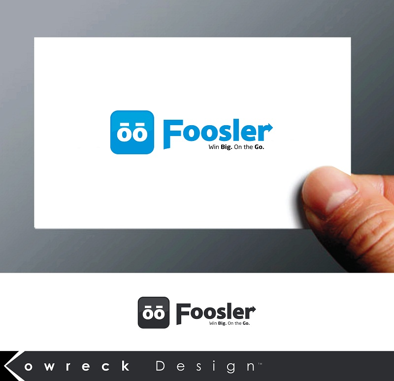 Logo Design by kowreck - Entry No. 140 in the Logo Design Contest Foosler Logo Design.